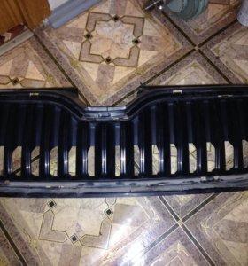 Решетка радиатора Октавию А7
