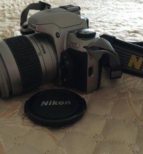 Фотоаппарат Nikon f65