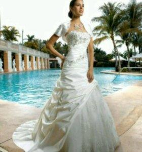 Счастливое свадебное платье :-)