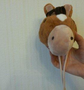 Игрушка-кошелек ослик