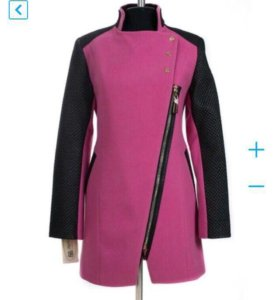 Новое кашемировое пальто