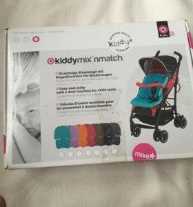 Мягкая вкладка для детских колясок