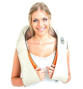 Массажер роликовый для шеи и спины Massager of Nec