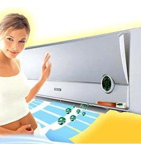 Сплит-системы. Холодильники.