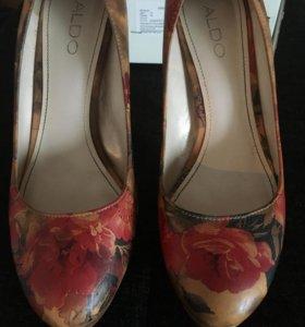 Туфли aldo 38 размер