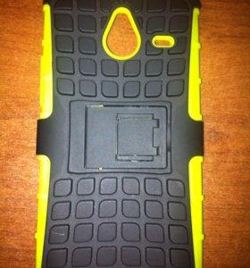 Чехол Lumia 740