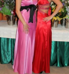 Платье вечернее, на выпускной