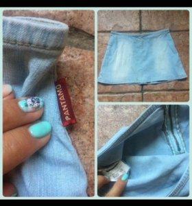 Юбка джинсовая Pantamo jeans
