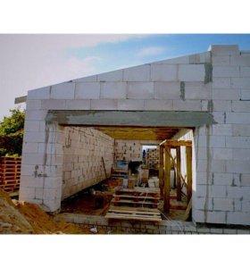 Пеноблок строительный