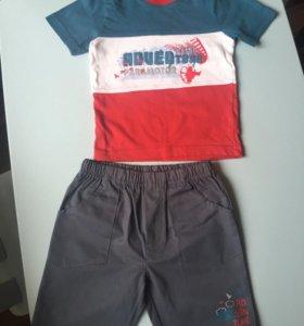 Детский костюм Lebe, р-р 80-86