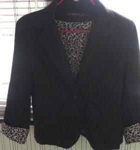 Пиджак размер 46