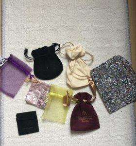 Набор подарочных мешочков