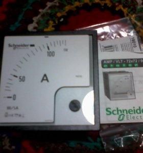 Амперметр,термодатчик 150,500