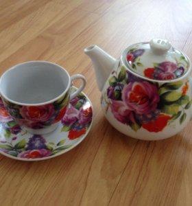 Чайный набор 13 предметов