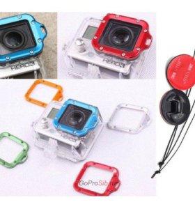 Аксессуары для экшн-камер GoPro, Xiaomi, SJCAM
