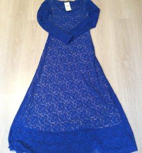 Платье новое в пол 46-48