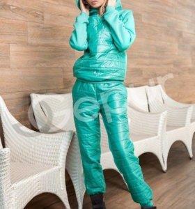 Новые утеплённые костюмы на всну