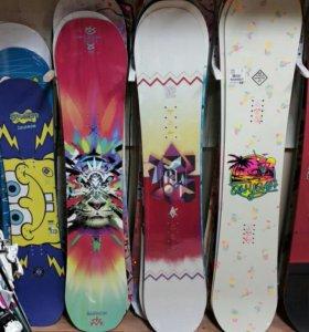 Продам сноуборд Salomon