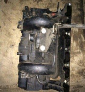 коллектор впускной BMW m54