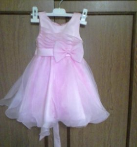 Платье для девочки рост 98-104