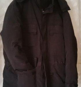 Мужская куртка, пуховик