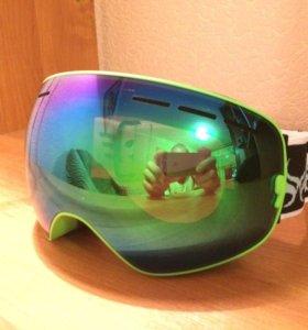 Сноуборд Лыжи Горнолыжные очки