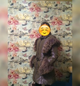 Новая куртка осень-зима