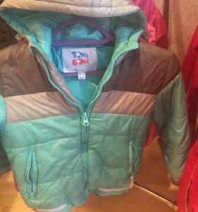 Куртка 116-122
