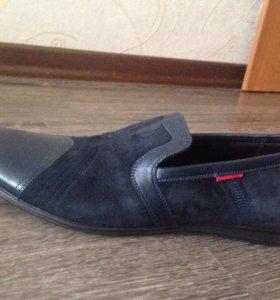 Ботинки полуклассические