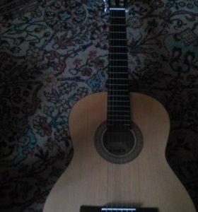 Гитара шести струнная