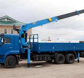 Манипулятор 7- тонник