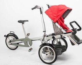 Велотрансформер Taga мать и дитя