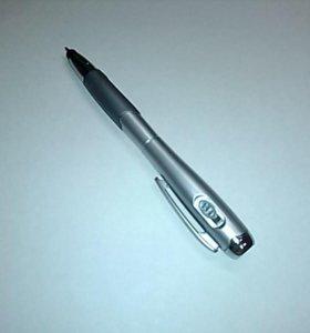 3в1 ручка стилус фонарь