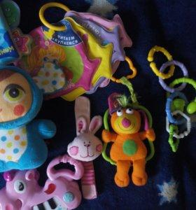 Продам игрушки пакетом