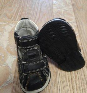 Ортопедические сандалии, натуральная кожа, размер