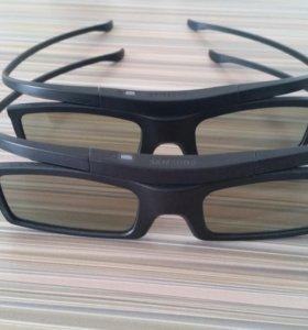 Очки 3D самсунг
