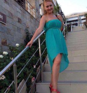 Платье ,Италия !