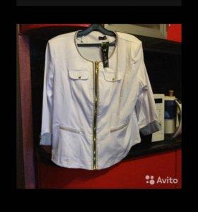 Пиджак новый размер 46/48