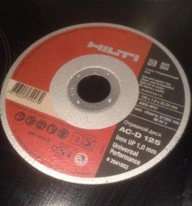 Отрезные диски HILTI
