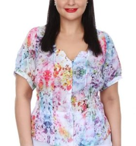 Новая блузка р58