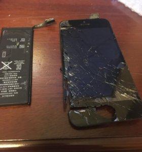 iPhone 5. Экран