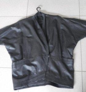 Курточка-кожа натуральная  р52-56