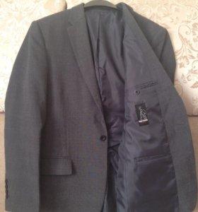 Пиджак мужской однобортный