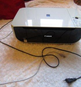 МФУ цветной принтер