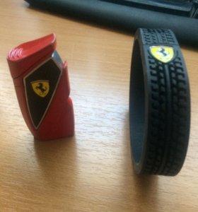 Официальная атрибутика Ferrari