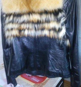 Куртка + желетка