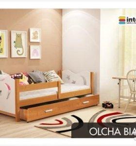 Новая кровать 160x80 Миколай