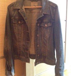 Джинсовая куртка HM