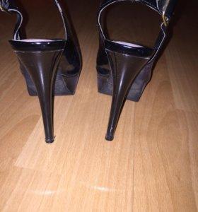 Туфли размер 36.5