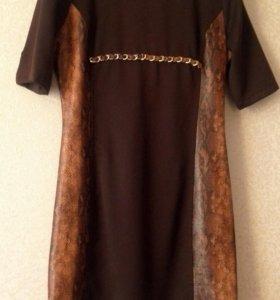 Платье, размер L.